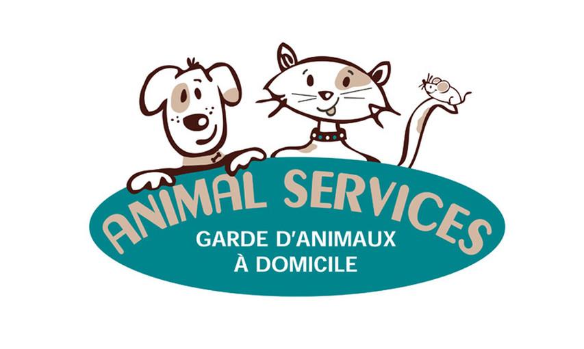 ANIMAL SERVICES . Garde d'Animaux à domicile