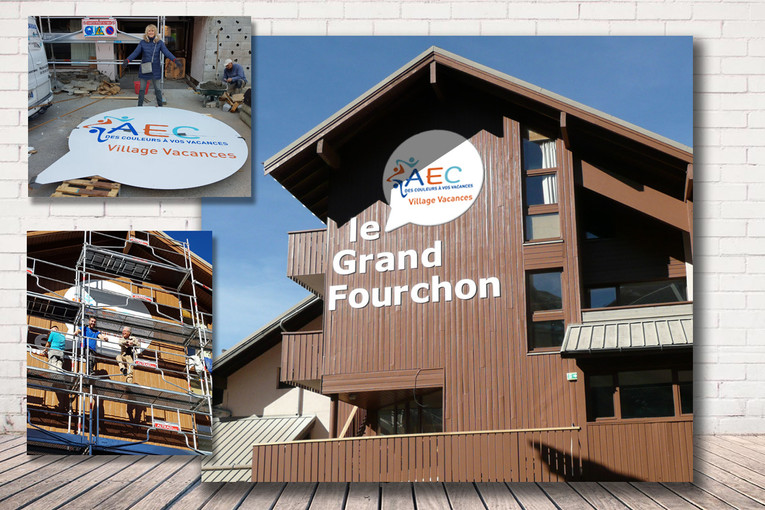 AEC VACANCES LE GRAND FOURCHON