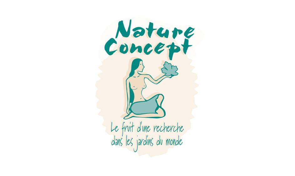 NATURE CONCEPT . Produits de beauté nature