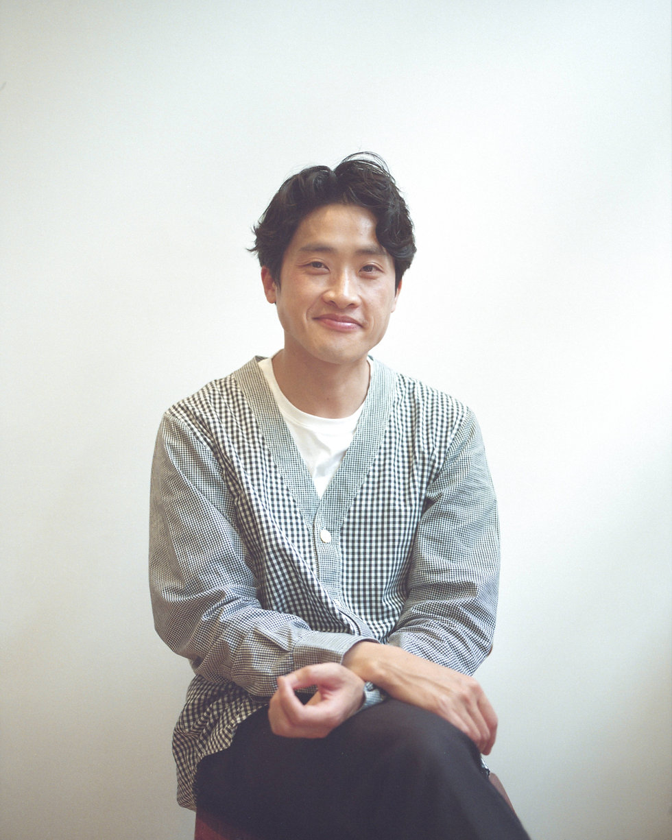 Garment Magazine Talk with fashion Psychologist Pak Chiu