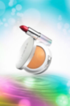 Clinique Cosmetic Studio Product Photography Retouching