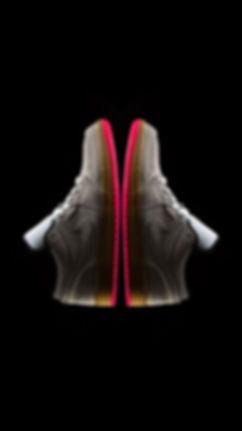 Air Jordan Air Force One Studio Product Photography Retouching