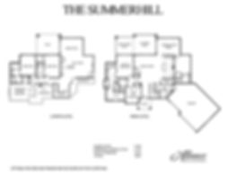 The Summerhill Floor Plan Brochure For N