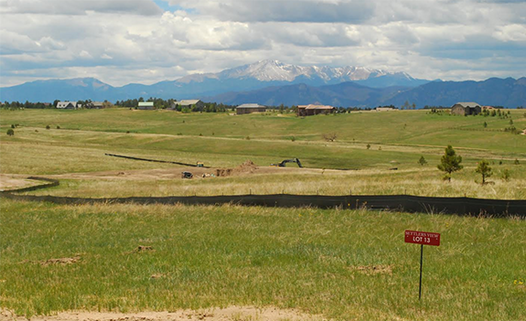 Settlers View LOT 13