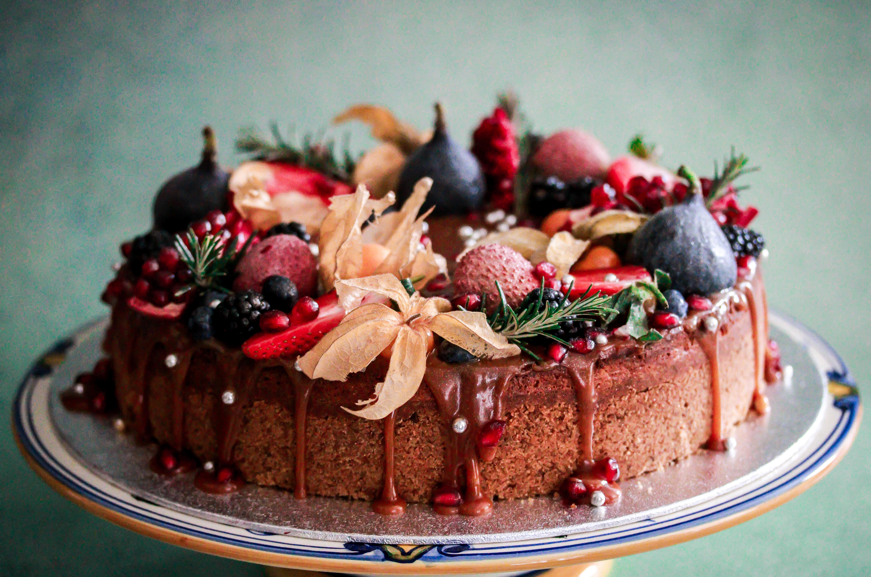 Vanilla Caramel Cheesecake Tortology