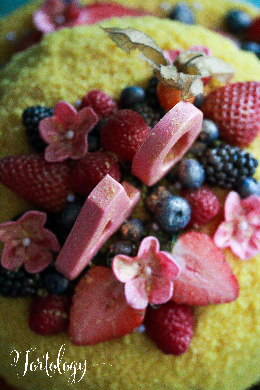 Mimosa Cake Tortology