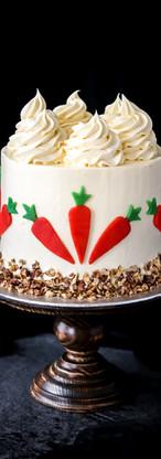 Carrot Cake Tortology E17 Artisan Cakes London