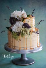 Lavender & Lemon Cake Tortology E17 Artisan Cakes