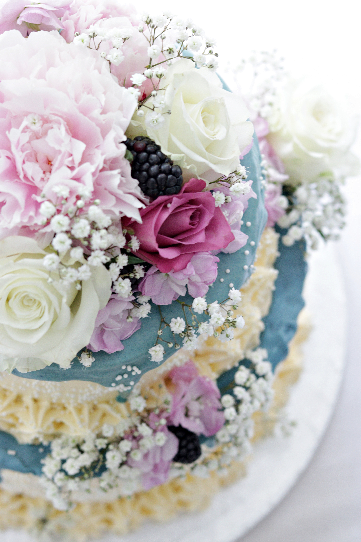Rosanna's Wedding Cake