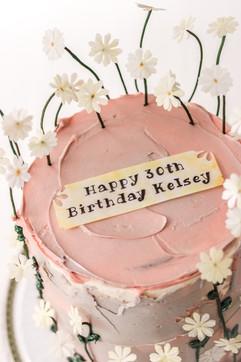 Red Velvet Birthday Cake Tortology E17 Artisan Cakes London