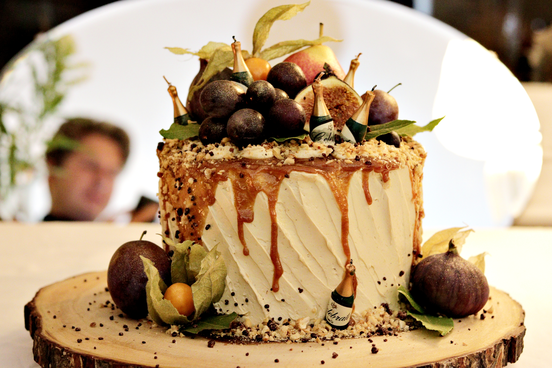 Jacek's Birthday Cake Coffee Tortology
