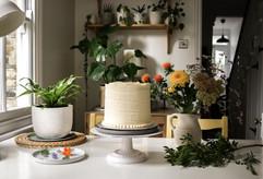 Lemon & Elderflower Birthday Cake Tortology E17 Artisan Cakes 4.jpg