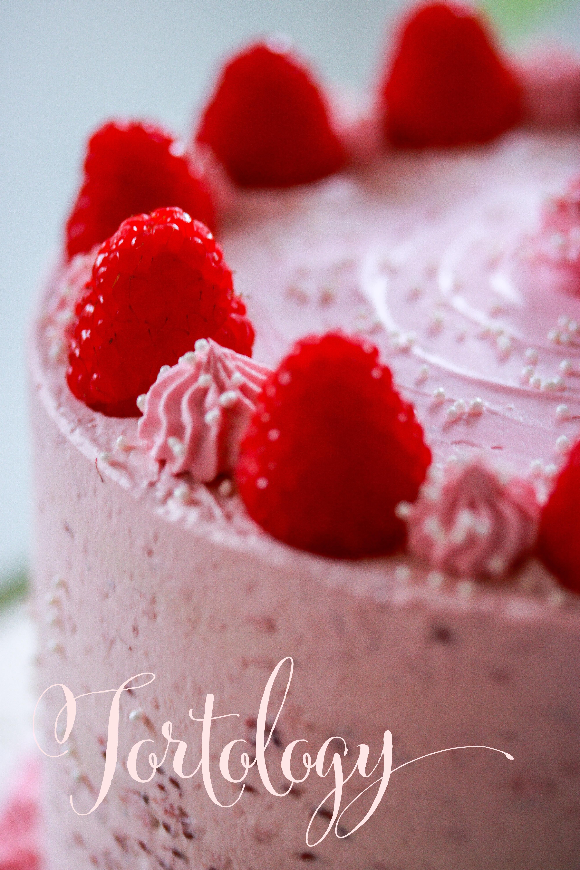 Raspberry Cake Tortology