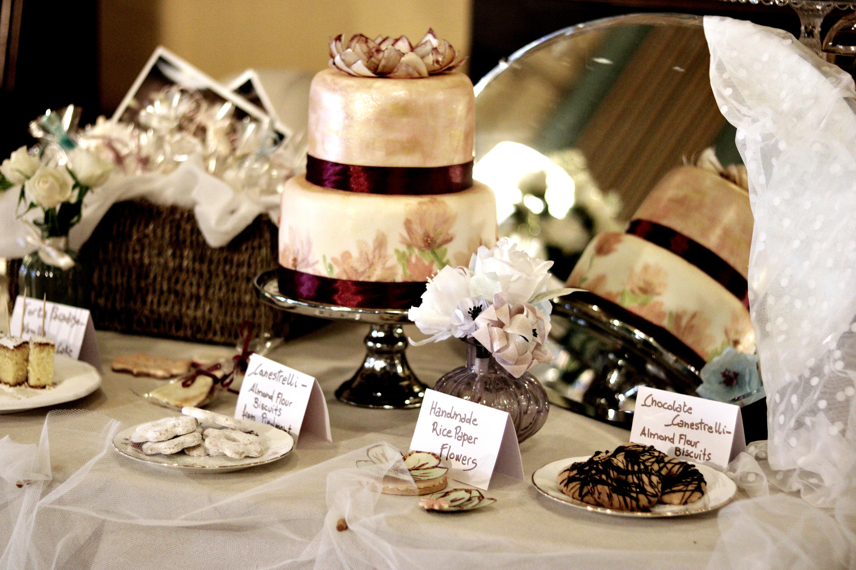 Tortology Wedding Fair Stand