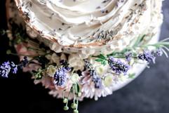 Summer Wedding Cake Tortology E17 Artisan Cakes London