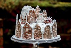 Christmas Cake with Snowman Tortology 1.jpg