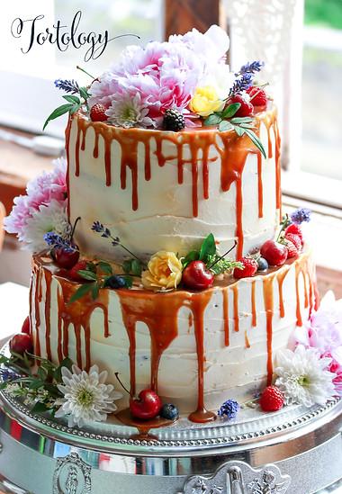 Wedding Cake Tortology E17 Artisan Cakes