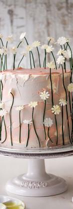 Daisy Birthday Cake Tortology E17 Artisan Cakes London