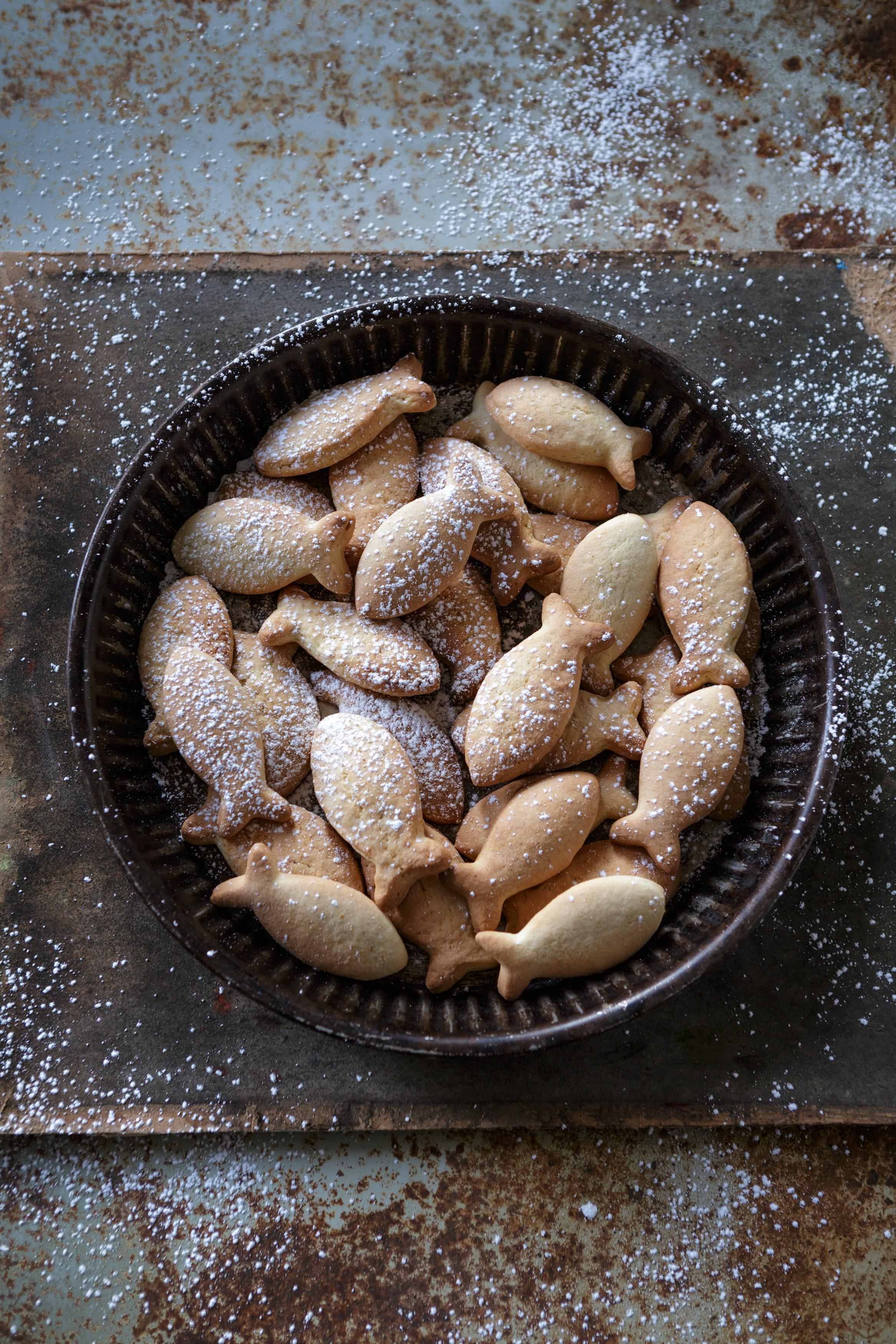 Vanilla Biscuits Miss Tortology