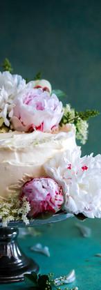 Elderflower & Lemon Cake Tortology E17 Artisan Cakes London