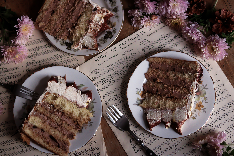 Chestnut Tiramisù Cake Tortology