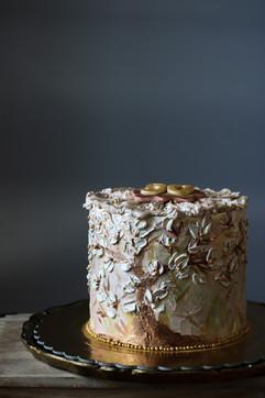 Red Velvet Celebration Cake. Tortology E17 Artisan Cakes London