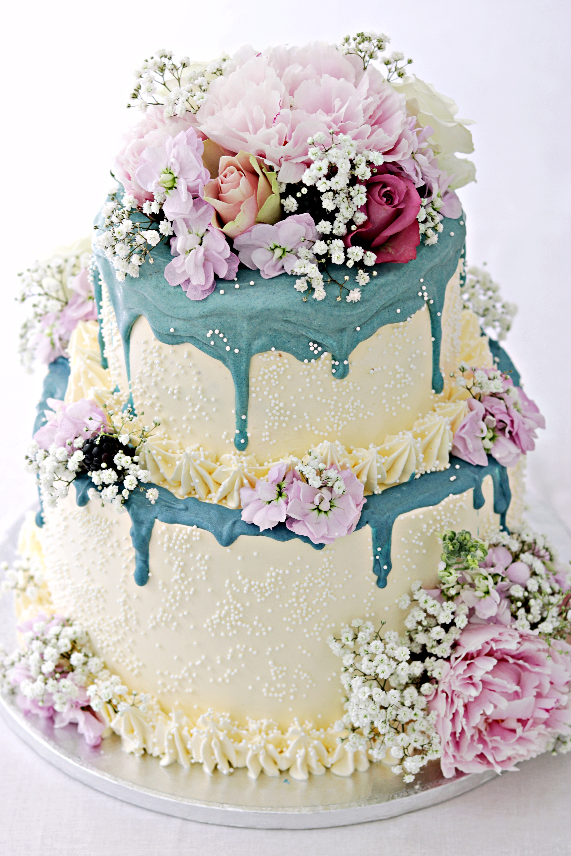 Rosanna's Wedding Cake Tortology