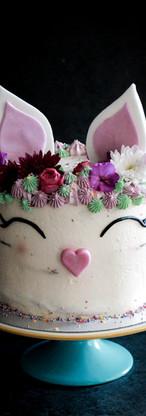 Bunny Vanilla Cake Tortology E17 Artisan Cakes