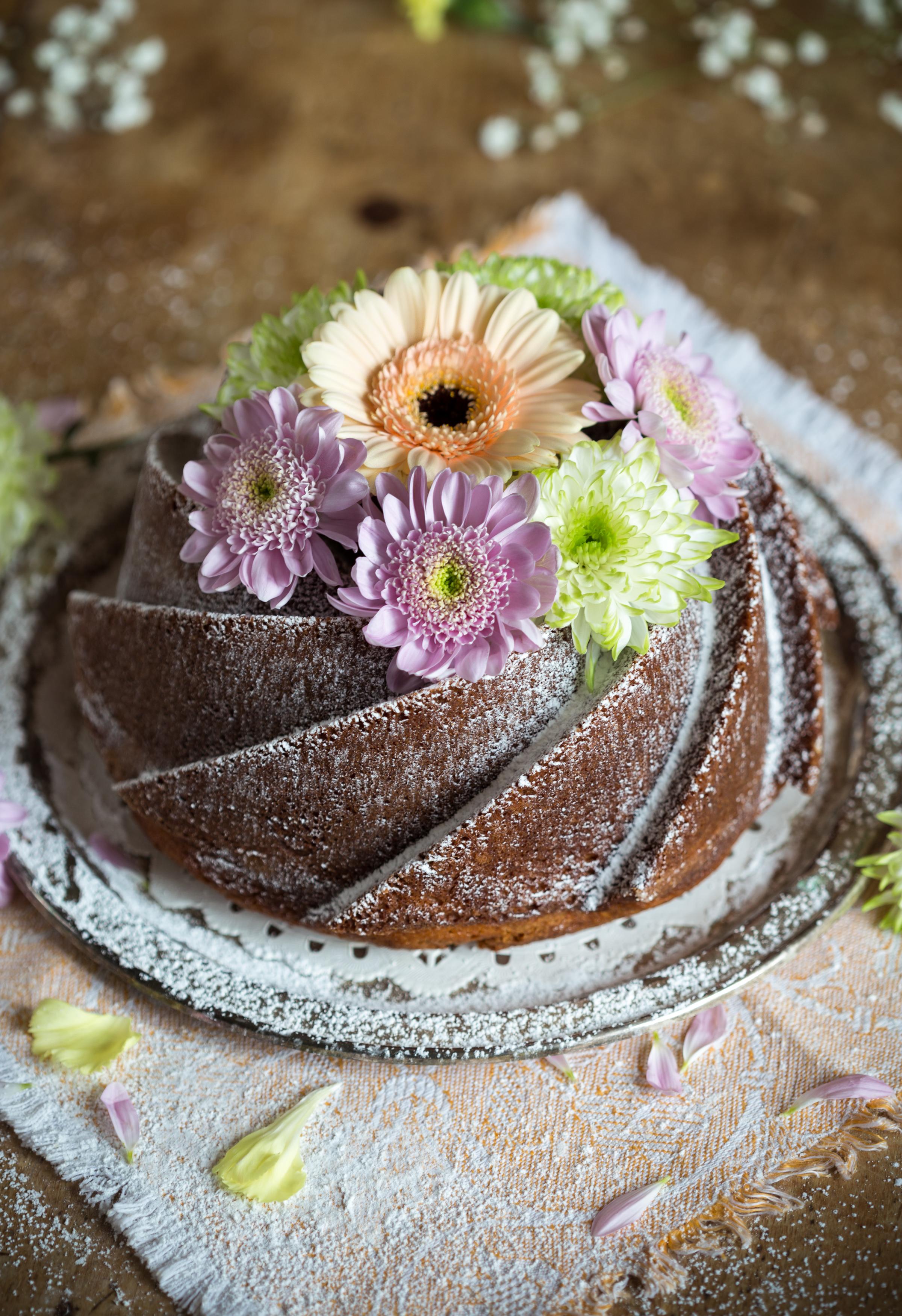 Millefiori Honey & Brandy Bundt Cake Miss Tortology E17 Artisan Cakes Maya Sapone