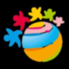 """Фирменный логотип, товарный знак ведущего творческого коллектива города Москва хореографического ансамбля """"Планета детей"""""""