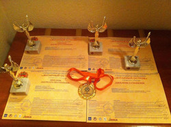 лауреаты I,III степеней