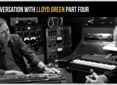 Lloyd Green – PT 4