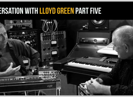 Lloyd Green – PT 5