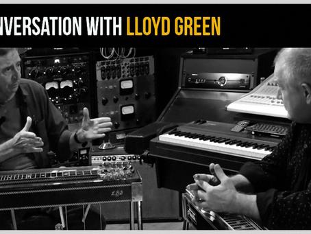 Lloyd Green – Pt I