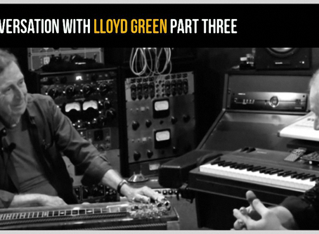 Lloyd Green – PT 3