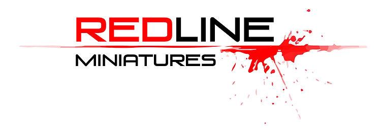 RedLine Miniatures Logo