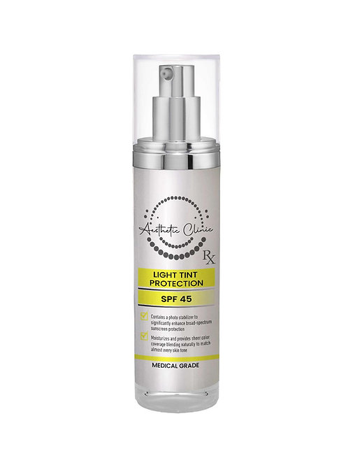SPF 45 Light Tint Protection
