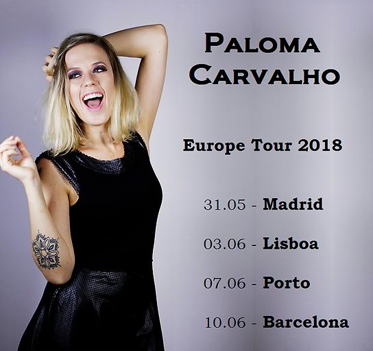 Paloma Carvalho - shows, samba, musica, cantora, compositora, mpb