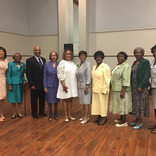 Dr. Wanda Shurney, Rev. Dr. Samuel White III & The Cynthia Coles Coles Circle