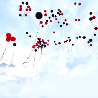 Release of Balloons