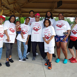 Sickle Cell Warriors Family