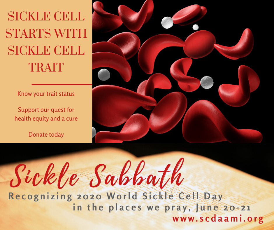 Sickle Sabbath social media post