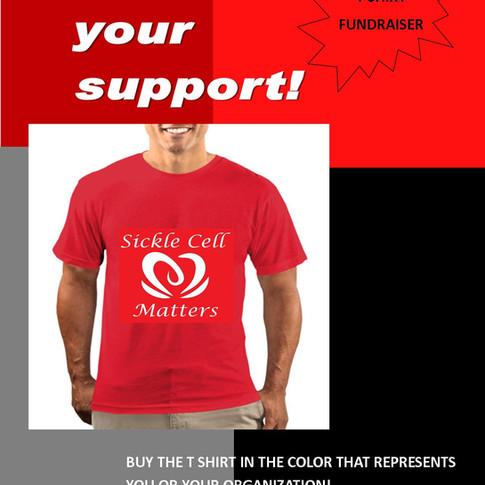 T-shirt Fundraiser