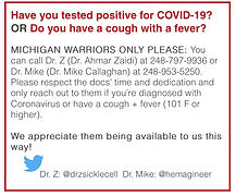 For sickle cell patients with COVID-19