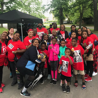 #Sicklecellmatters Awareness Walk
