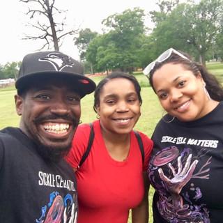 Moe, Tasha & Kristal