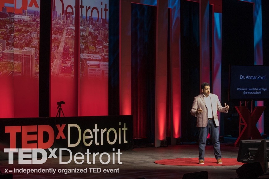 Ahmar TEDx