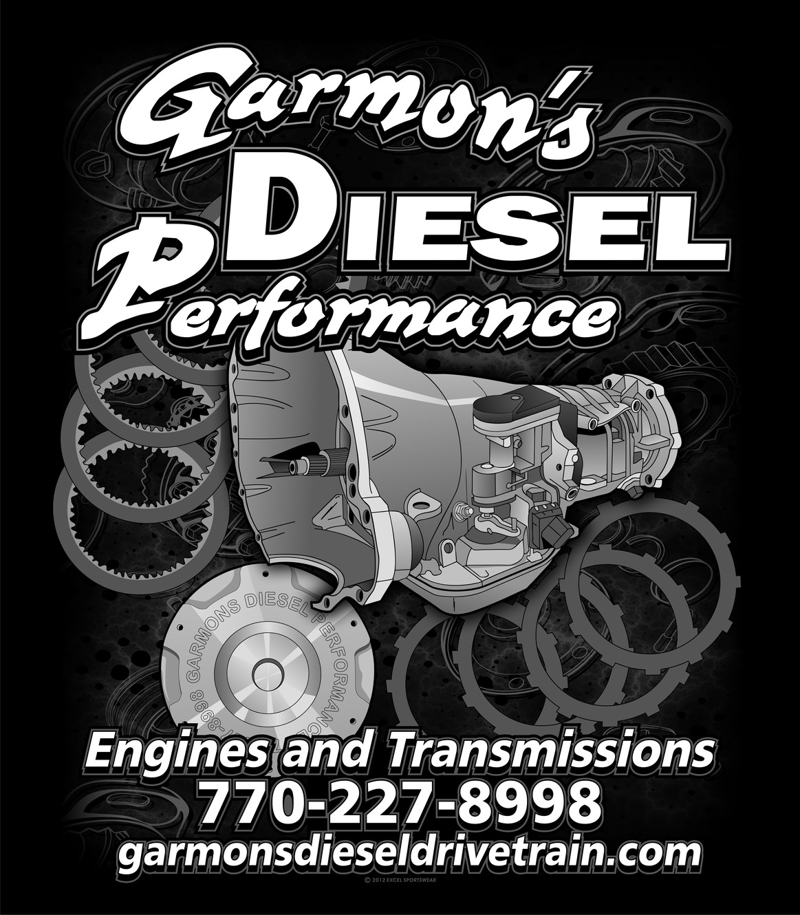 Dodge Transmissions | Garmons Diesel Performance, Inc