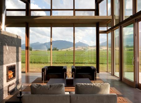 Experiencias en arquitectura residencial: Arq. Ramiro Zubeldía