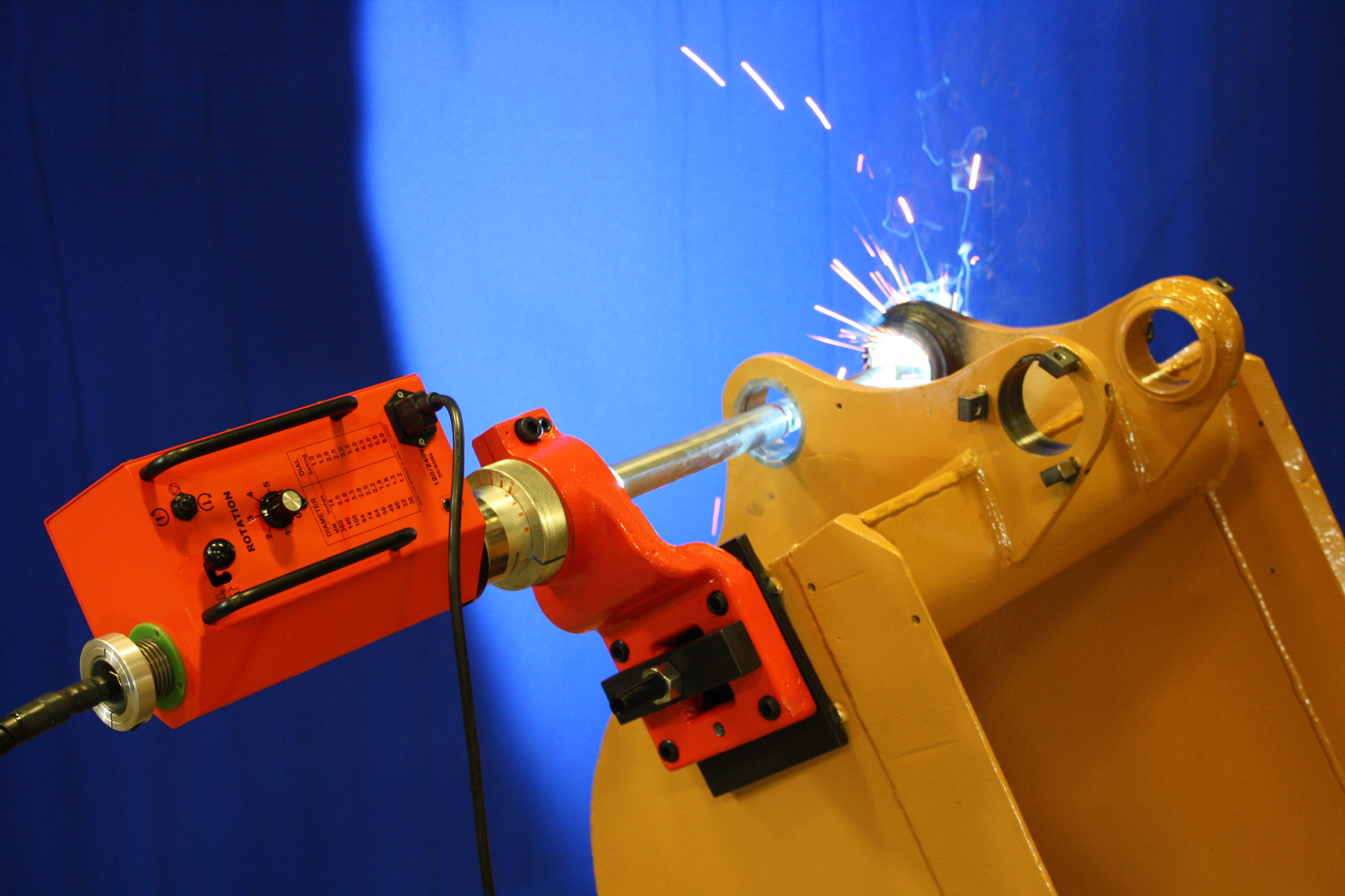 Bore Repair Systems Inc Bore Welding And Line Boring Systems